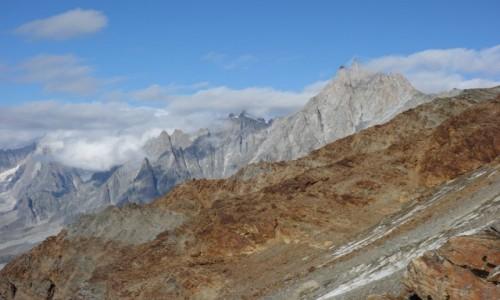 FRANCJA / Masyw Mont Blanc / Masyw Mont Blanc / Aiguille du Midi 3842 m n. p. m.
