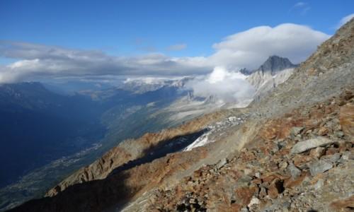 Zdjecie FRANCJA / Masyw Mont Blanc / Masyw Mont Blanc / Otulony.