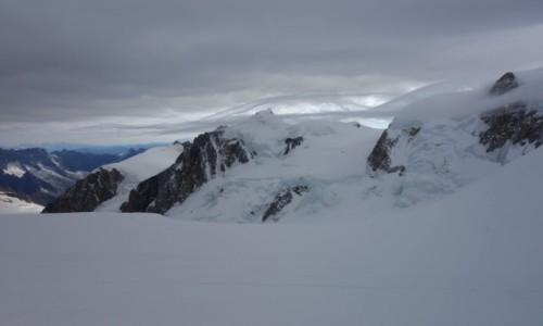 Zdjecie FRANCJA / Masyw Mont Blanc / Masyw Mont Blanc / Alpejskie krajobrazy.