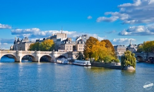 Zdjecie FRANCJA / - / Paryż / Ile de la Cite