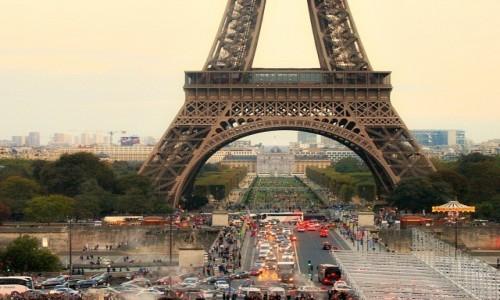 Zdjecie FRANCJA / - / Paryż / Klasyka