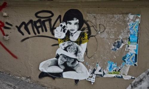 Zdjecie FRANCJA / - / Belleville, Paryż / Matylda