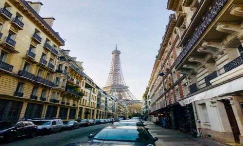 Zdjecie FRANCJA / Paryż / Paryż / wieża