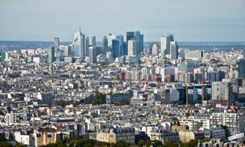 Zdjecie FRANCJA / Paryż / Sacre Coeur / Olbrzymy
