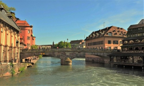 Zdjecie FRANCJA / Alzacja / Strasburg / La Petite France...