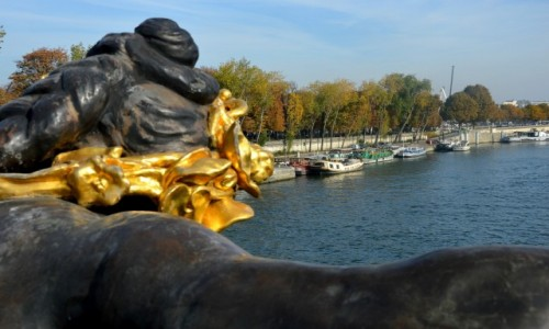Zdjecie FRANCJA / - / Paryż / Okiem Aleksandra