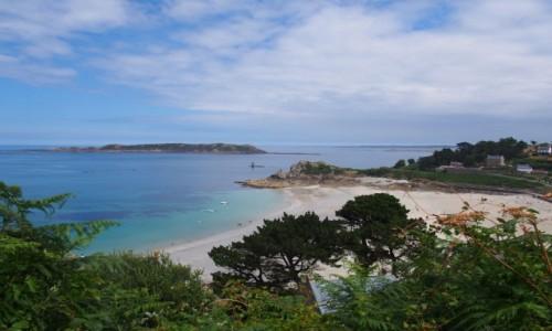 Zdjecie FRANCJA / Bretania / . / wybrzeże w Bretanii