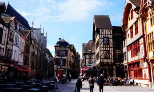 Zdjecie FRANCJA / Champagne- Ardenne / Troyes / Place Alexandre Israël