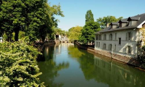 Zdjecie FRANCJA / Alzacja / Strasburg / na wiosennym spacerze...