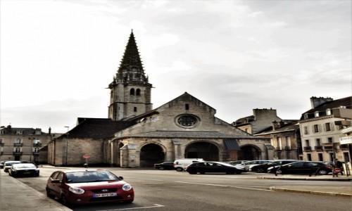 Zdjęcie FRANCJA / Burgundia / Dijon / Dijon, katedra. 0kolice