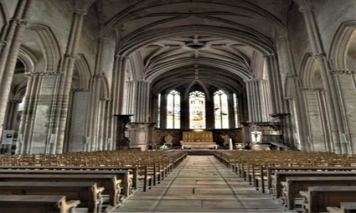 Zdjęcie FRANCJA / Burgundia / Dijon / Dijon, kościół św. Michała