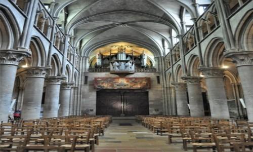 Zdjęcie FRANCJA / Burgundia / Dijon / Dijon, Notre Dame