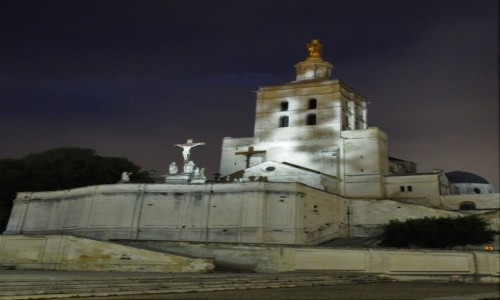 Zdjęcie FRANCJA / Prowansja  / Avignon / Avignon, Cathedrale Notre-Dame des Doms