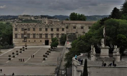 Zdjecie FRANCJA / Prowansja / Avignon / Avignon, Musee du Petit Palais