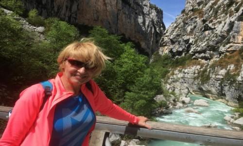 Zdjecie FRANCJA / lazurowe wybrzeże  / Kanion Verdon / wyprawa do europejskiego Kolorado
