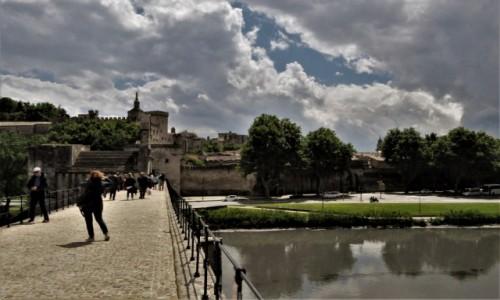 Zdjęcie FRANCJA / Prowansja / Avignon / Avignon