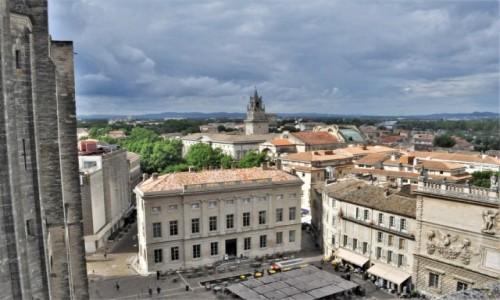Zdjęcie FRANCJA / Prowansja / Avignon / Avignon, widok
