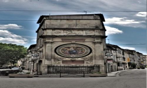 Zdjęcie FRANCJA / Prowansja / Arles / Arles, zakamarki