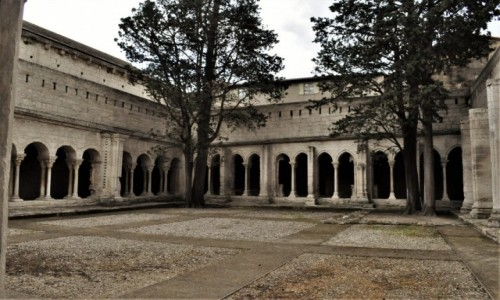 Zdjęcie FRANCJA / Prowansja / Arles / Arles, St. Trophime