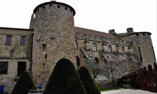 Zdjęcie FRANCJA / Oksytania / Narbonne / Narbonne, pałac biskupi z XIII w.