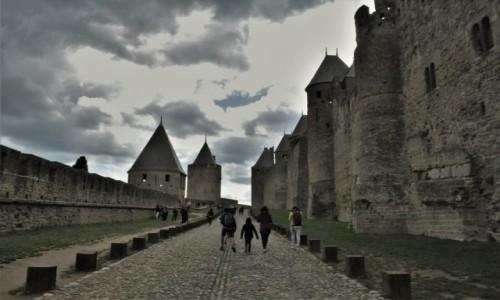 Zdjecie FRANCJA / Languedoc / Carcassonne / Carcassonne