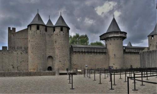 FRANCJA / Languedoc / Carcassonne / Carcassonne