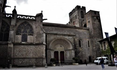 Zdjęcie FRANCJA / Languedoc / Carcassonne / Carcassonne