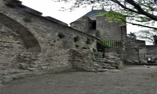 Zdjęcie FRANCJA / Languedoc / Carcassonne / Carcassonne - koniec.