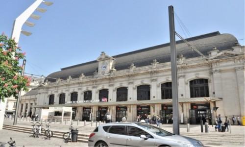 Zdjecie FRANCJA / Akwitania / Bordeaux / Bordeaux, dworzec