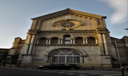Zdjęcie FRANCJA / Akwitania / Bordeaux / Bordeaux, dawny klasztor karmelitański