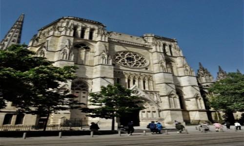 Zdjęcie FRANCJA / Akwitania / Bordeaux / Bordeaux, Cathédrale Saint-André
