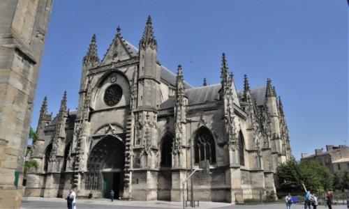 Zdjęcie FRANCJA / Akwitania / Bordeaux / Bordeaux, Basilique Saint-Michel