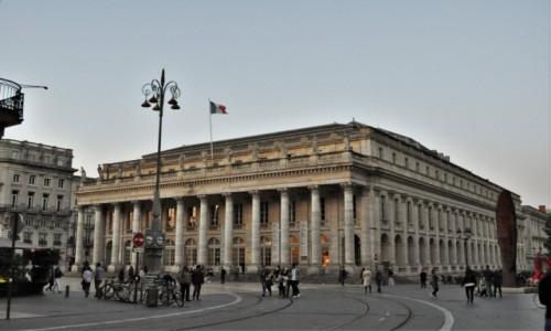 Zdjecie FRANCJA / Akwitania / Bordeaux / Bordeaux, Grand Théâtre