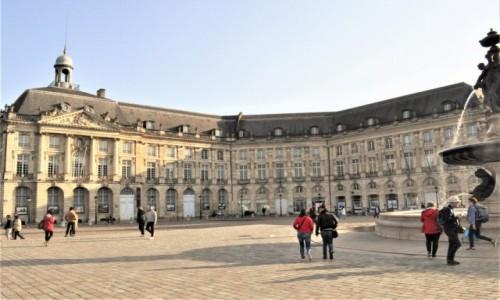 Zdjęcie FRANCJA / Akwitania / Bordeaux / Bordeaux,Place de la Bourse