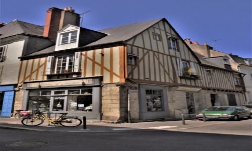 Zdjęcie FRANCJA / Centre-Val de Loire / Tours / Tous, zakamarki