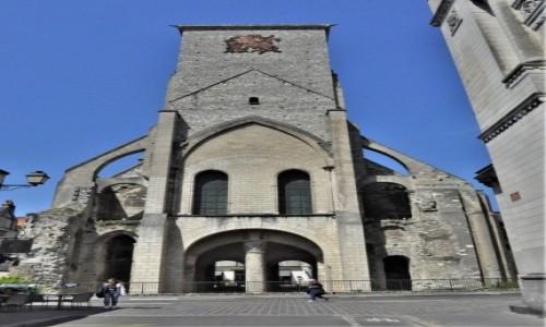 Zdjęcie FRANCJA / Centre-Val de Loire / Tours / Tous, fragment dawnej bazyliki św. Marcina