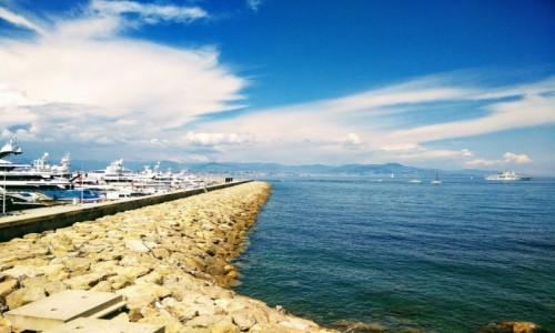 Zdjecie FRANCJA / Lazurowe wybrzeże / Antibes / Antibes