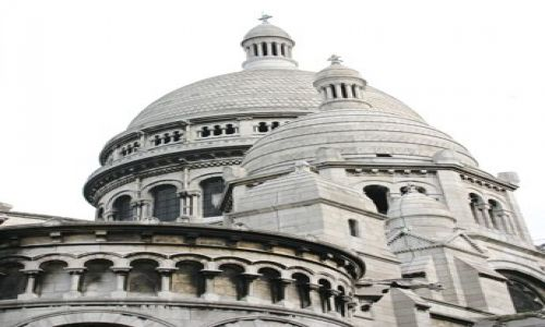 Zdjecie FRANCJA / brak / Montmartre / Bazylika Sacre-Coeur