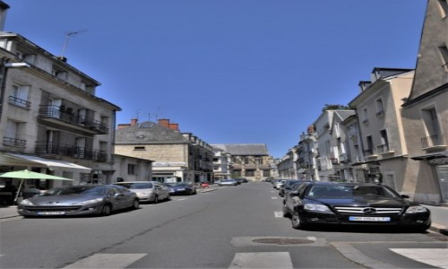 Zdjecie FRANCJA / Centre-Val de Loire / Tours / Torus, zakamarki
