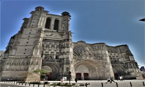 Zdjecie FRANCJA / Szampania / Troyes / Troyes, Katedra św. św. Piotra i Pawła