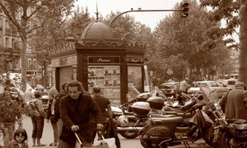 Zdjecie FRANCJA / brak / Montmartre / Place Pigalle