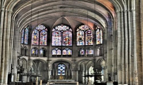 Zdjęcie FRANCJA / Szampania / Troyes / Troyes, katedra św. św. Piotra i Pawła (XIII-XVII wiek)