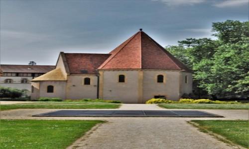 Zdjecie FRANCJA / Lotaryngia / Metz / Metz, kaplica templariuszy. XIII w.