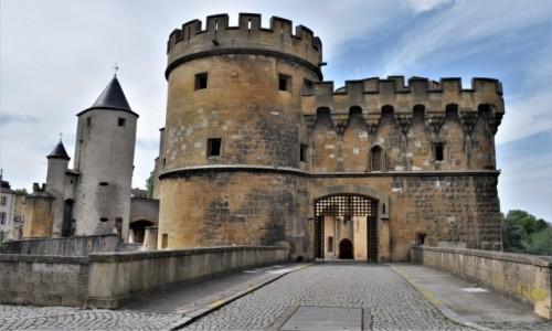 Zdjęcie FRANCJA / Lotaryngia / Metz / Metz, Porte des Allemands