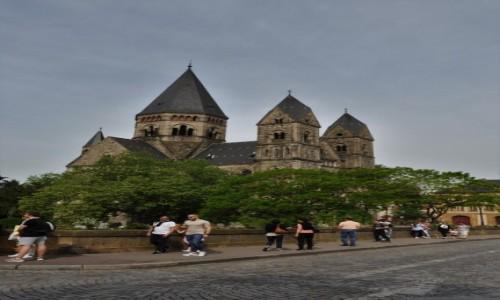 Zdjęcie FRANCJA / Lotaryngia / Metz / Metz, Temple neuf