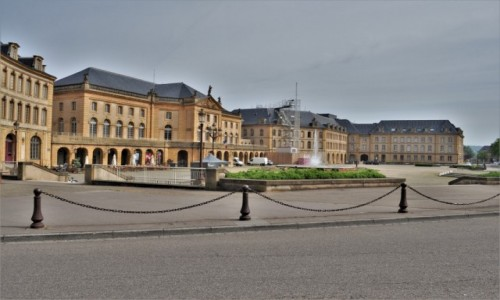 Zdjęcie FRANCJA / Lotaryngia / Metz / Metz, Opéra-Théâtre de Metz
