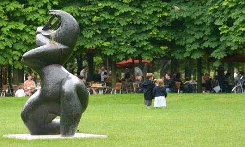 Zdjecie FRANCJA / brak / Jardin des Tuileries / Park des Tuileries