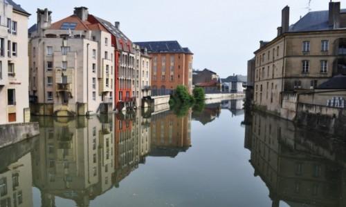 Zdjęcie FRANCJA / Lotaryngia / Metz / Troyes, zakamarki