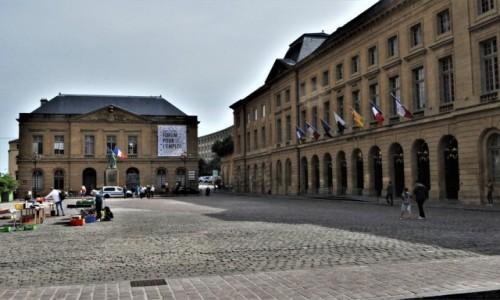Zdjecie FRANCJA / Lotaryngia / Metz / Metz, place d'Armes