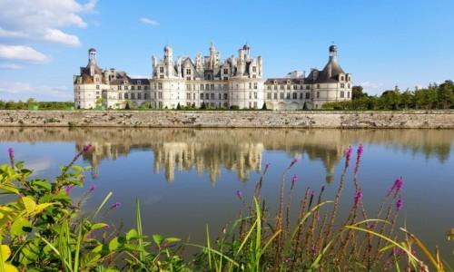 Zdjecie FRANCJA / Dolina Loary / Zamek Chambord / W klasycznym ujęciu
